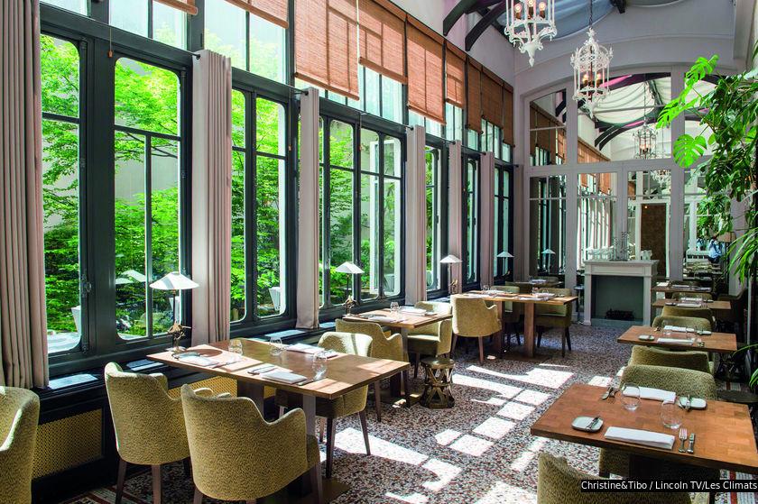 Les Climats Paris Un Restaurant Du Guide Michelin
