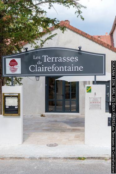 Les Terrasses De Clairefontaine Clairefontaine En Yvelines