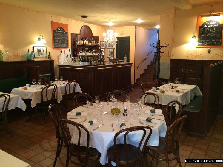 Le Mangevins Tain L Hermitage Un Restaurant Du Guide