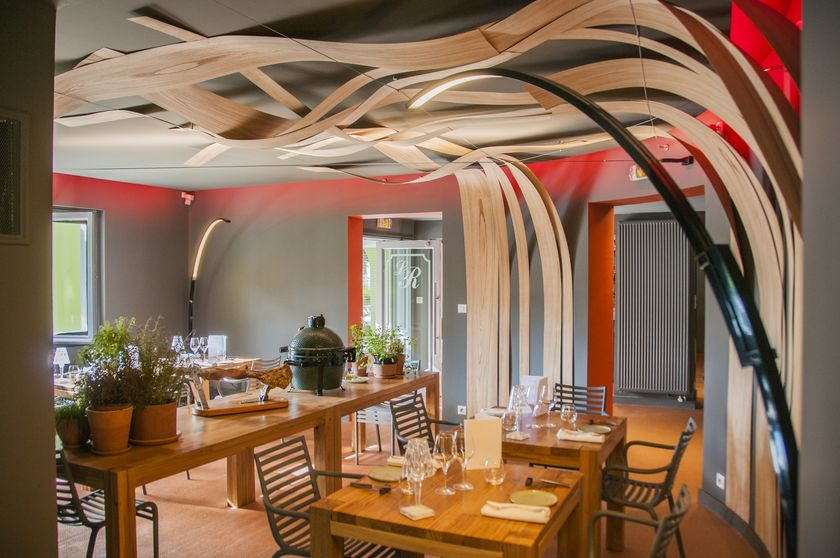 La Table Du Fleuve Bourg Charente A Michelin Guide Restaurant
