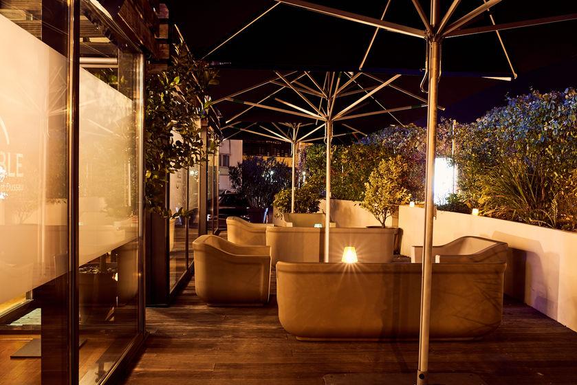 La Table De Michel Dussau Agen A Michelin Guide Restaurant