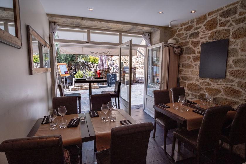 Fleur de Sel - Un restaurant du Guide MICHELIN - Grimaud