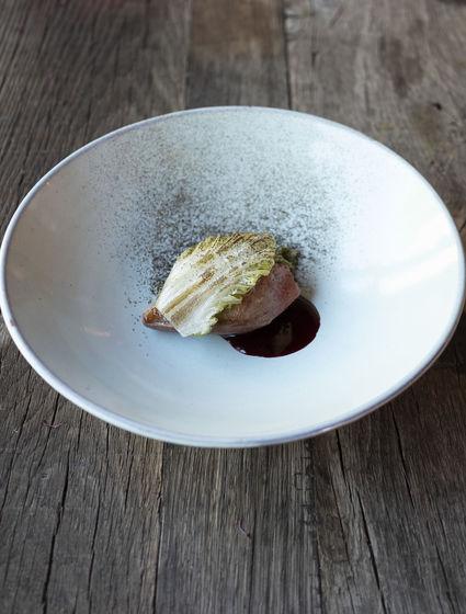 La Table De Castigno Assignan A Michelin Guide Restaurant