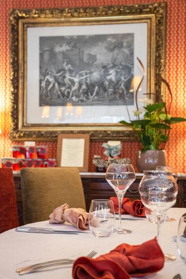 La Table D Antan Sainte Genevieve Des Bois A Michelin Guide