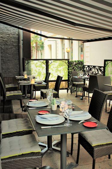 La Table De Marlene Un Restaurant Du Guide Michelin Vichy