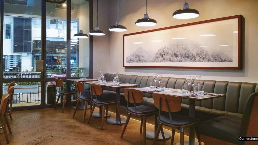 Cornerstone 以澳洲小酒館為構思。
