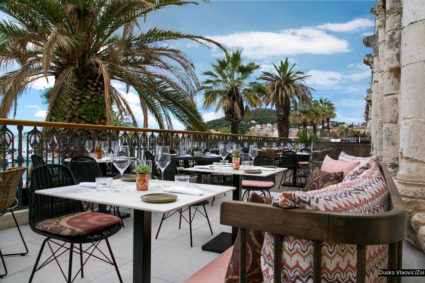 Zoi – Split - a MICHELIN Guide Restaurant