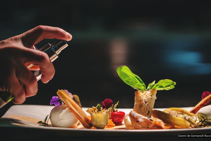 Terrazza Bosquet Sorrento A Michelin Guide Restaurant