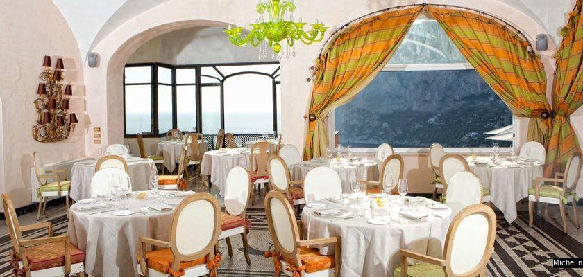 Le Monzù Capri A Michelin Guide Restaurant