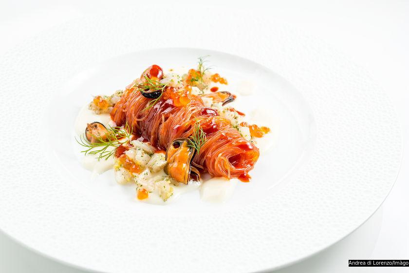 Imàgo Roma A Michelin Guide Restaurant