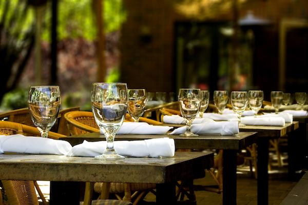 Fonte alla Vena - SAN QUIRICO D'ORCIA - un ristorante della Guida MICHELIN