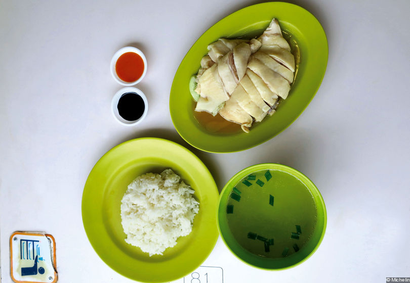 Hua Kee Chicken Rice (Pic: MICHELIN Guide Digital)