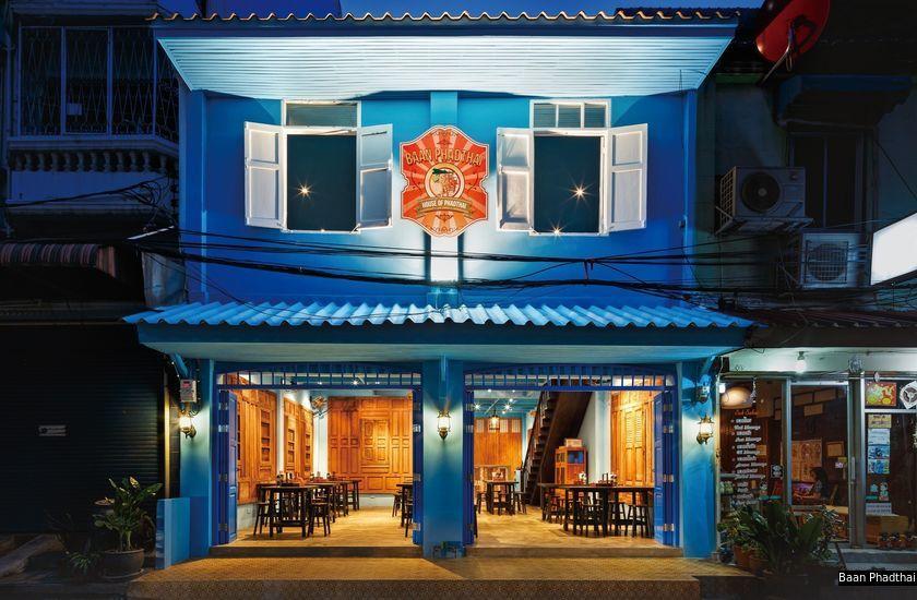[Chia sẻ] Khám phá du lịch ẩm thực Quán Baan Phadthai, Bangkok, Thái Lan