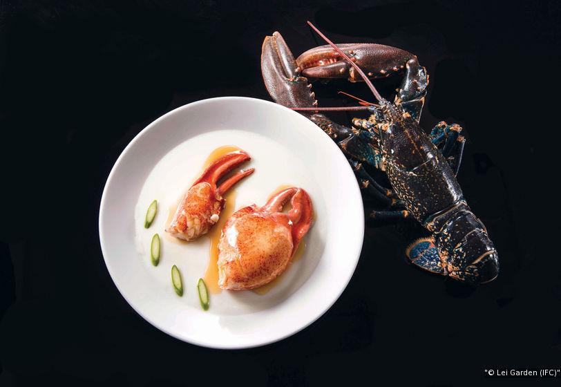 Lei Garden IFC A MICHELIN Guide Restaurant In Hong Kong Macau