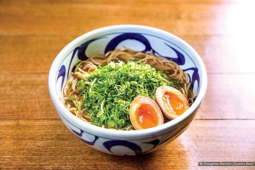 Shugetsu Ramen (Quarry Bay) – a MICHELIN Guide Restaurant in