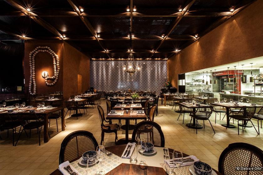Dalva E Dito A Michelin Guide Restaurant In Sao Paulo