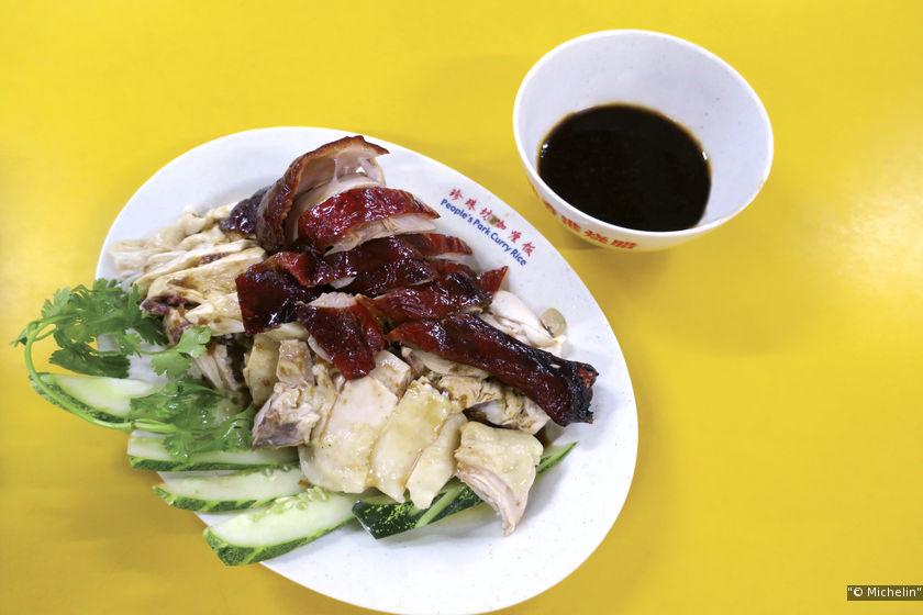珍珠坊海南雞飯/珍珠坊香港燒臘。
