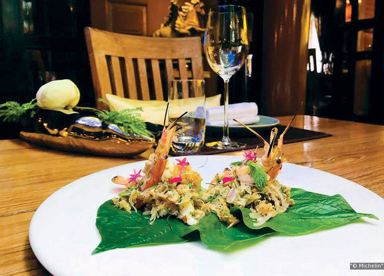 7 Michelin Starred Thai Restaurants In Bangkok