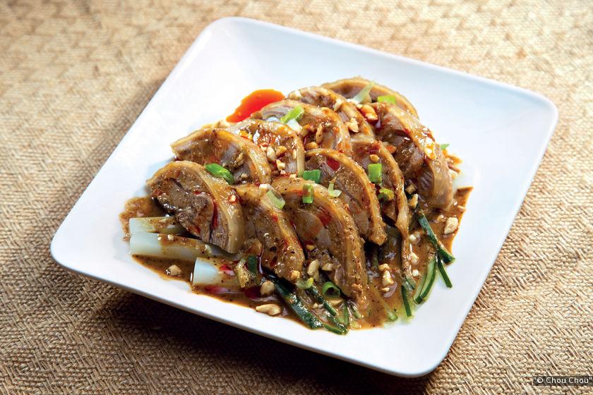 四川吳抄手 (大安) – 米其林指南餐馆位於 Taipei