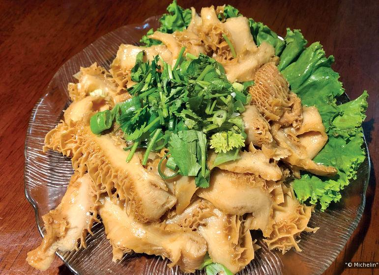 清真中國牛肉麵食館的牛肉麵