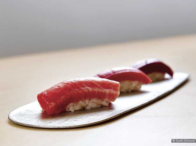 Sushi Kimura specicalises in Edomae-style delicacies. (Credit: Sushi Kimura)