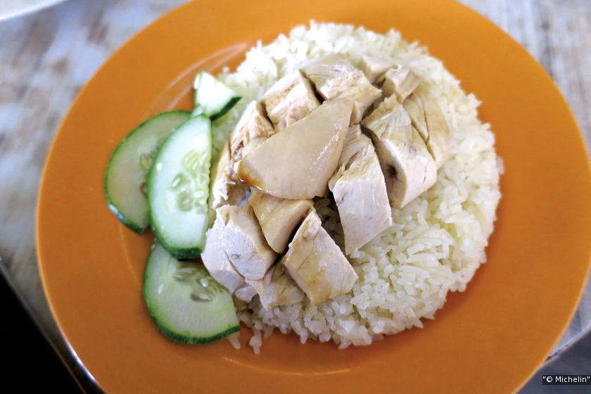 Sin Kee Famous Cantonese Chicken Rice