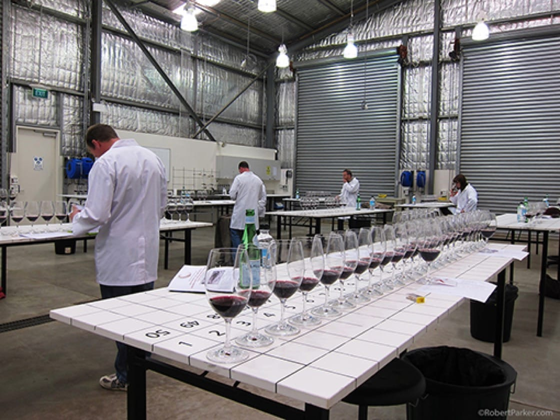 When studying or judging a group of wines, it is essential that you level the playing field by tasting all the wines using the same glass type.