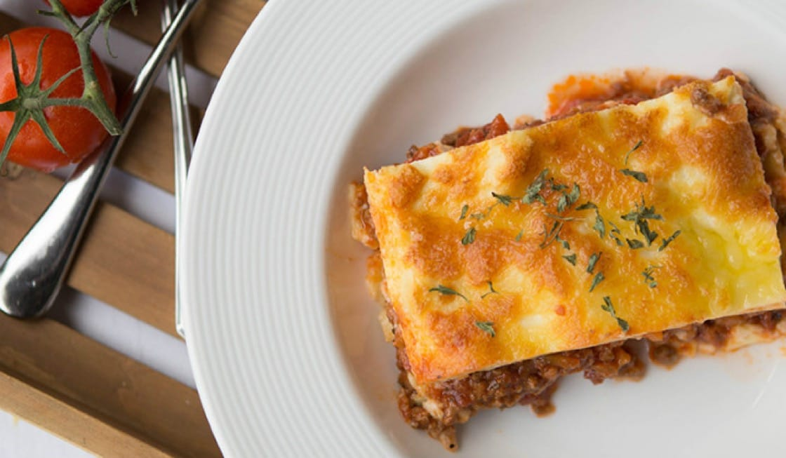 Little House of Dreams' Beef Lasagna