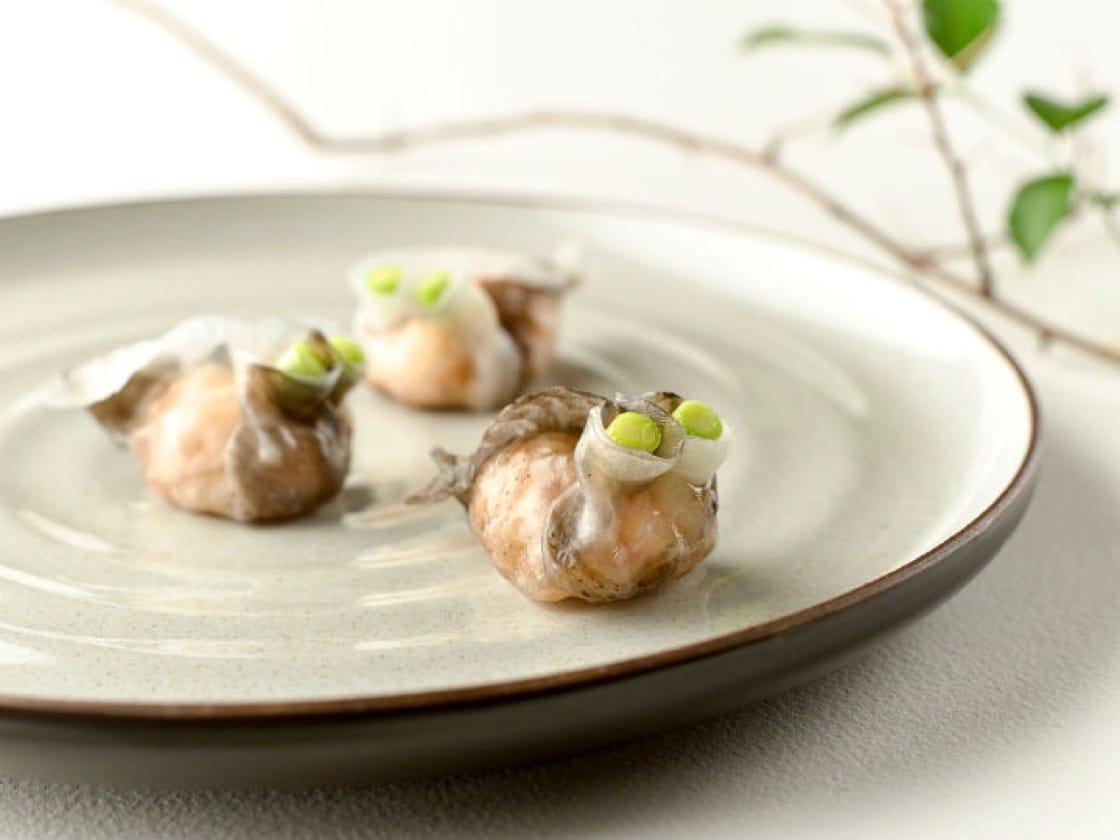 Si Chuan Dou Hua's Handmade Pufferfish Dumpling