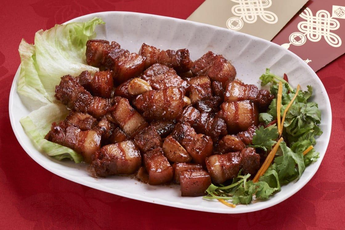 兴宁红焖猪肉