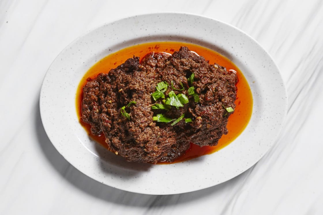 Rendang. Photography by Wong Weiliang.