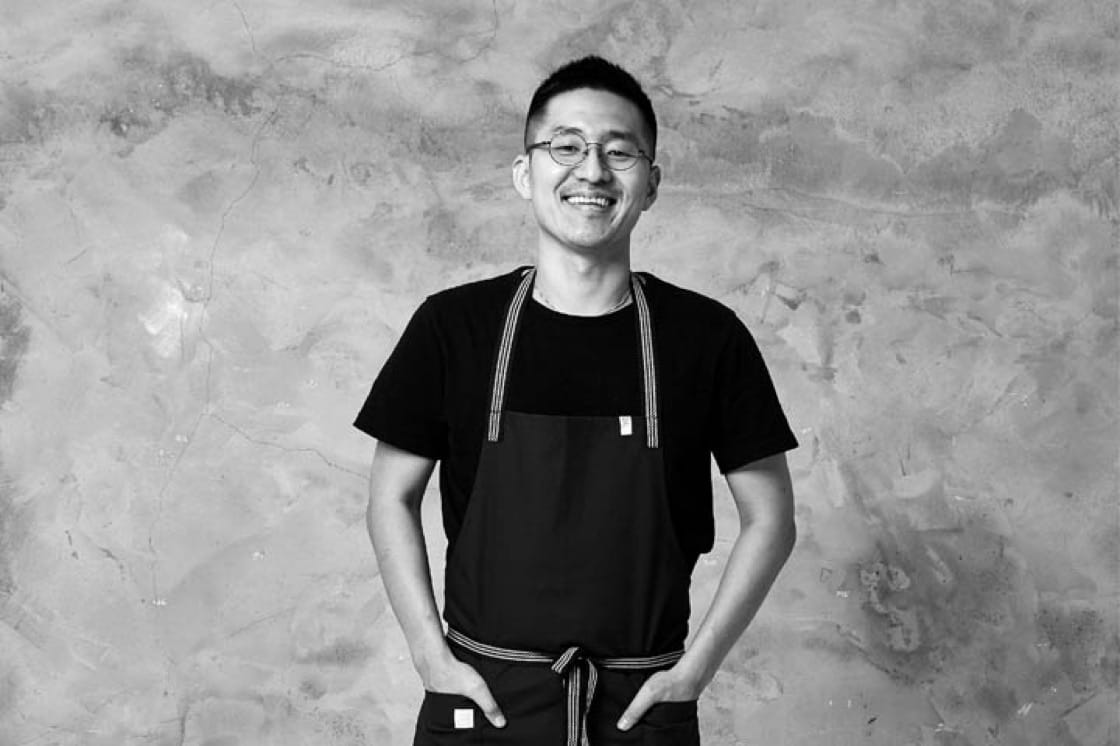 Chef Kang Min-goo of Mingles.