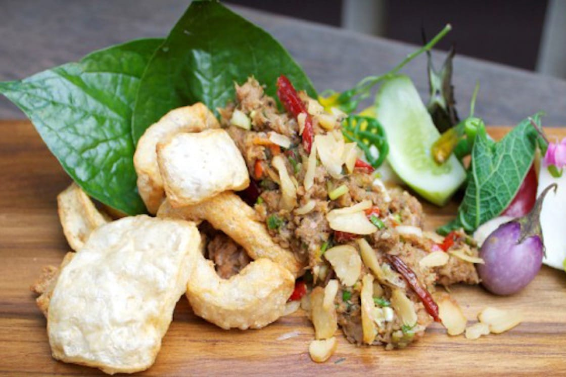 Expect to find Thai food in its purest form at Bo.Lan.
