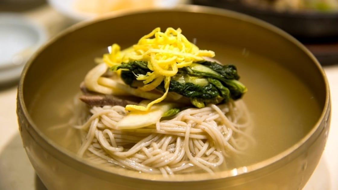 8 Michelin-recommended Naengmyeon Restaurants in Seoul