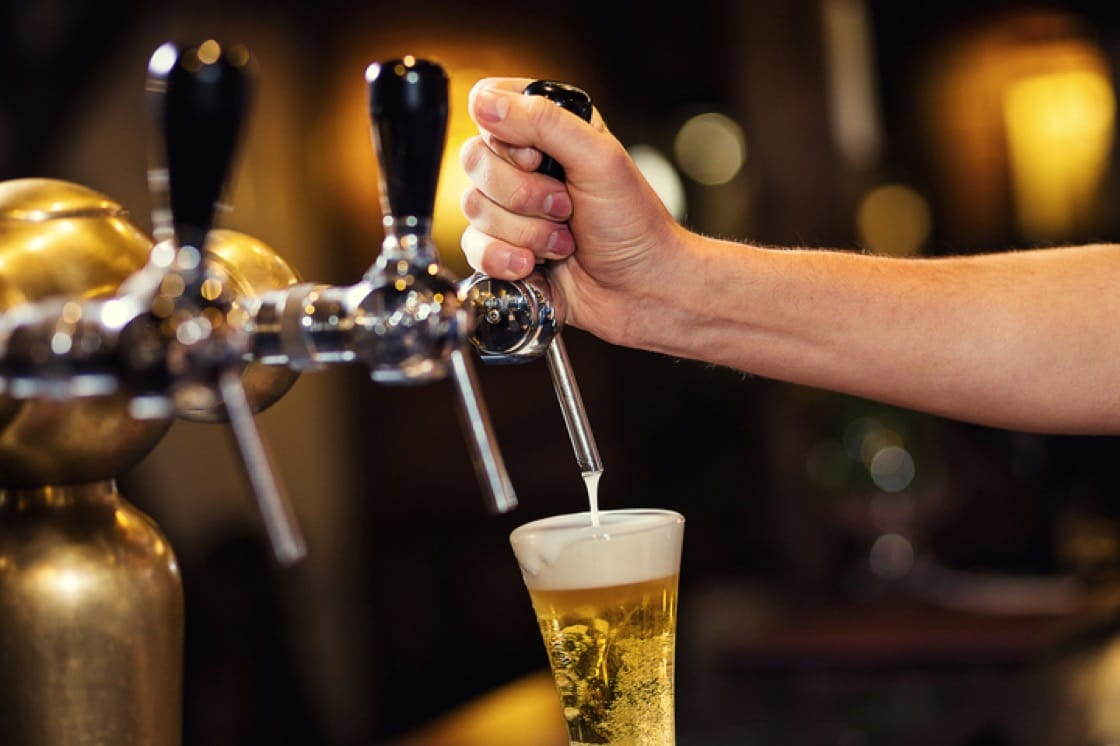 Lager is also the predominant choice among America's largest brewing companies.