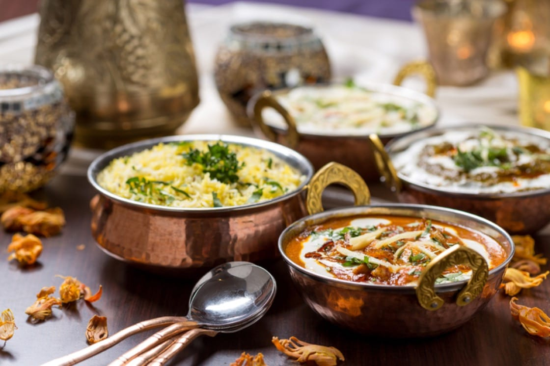 The beauty of Indian cuisine is in its embodiment of communal dining