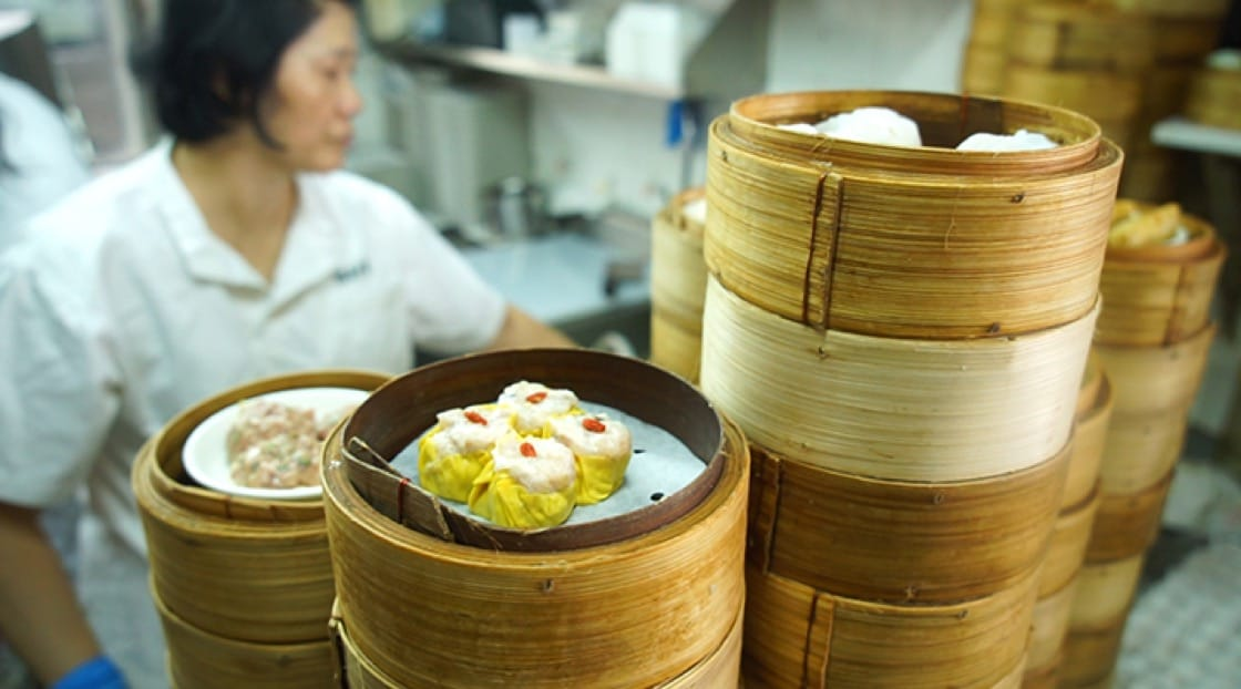 Tim Ho Wan's menu has always been small and houses only classic dim sum dishes.