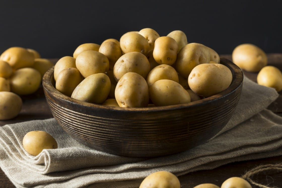 Yukon gold or yellow potatoes are the all-rounders of the spud race