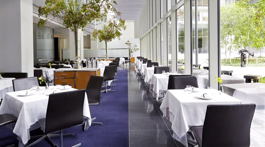 6 Michelin Starred Restaurants Found In Museums Around The World
