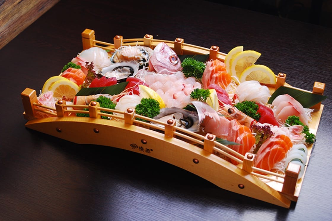 7 raw fish dishes for raw fish lovers for Raw fish dish
