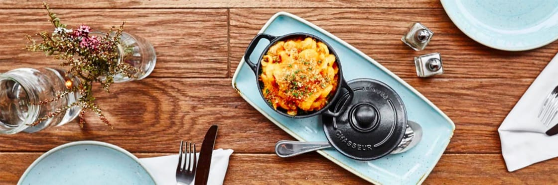 Mac and Cheese Recipe from Yardbird Southern Table & Bar