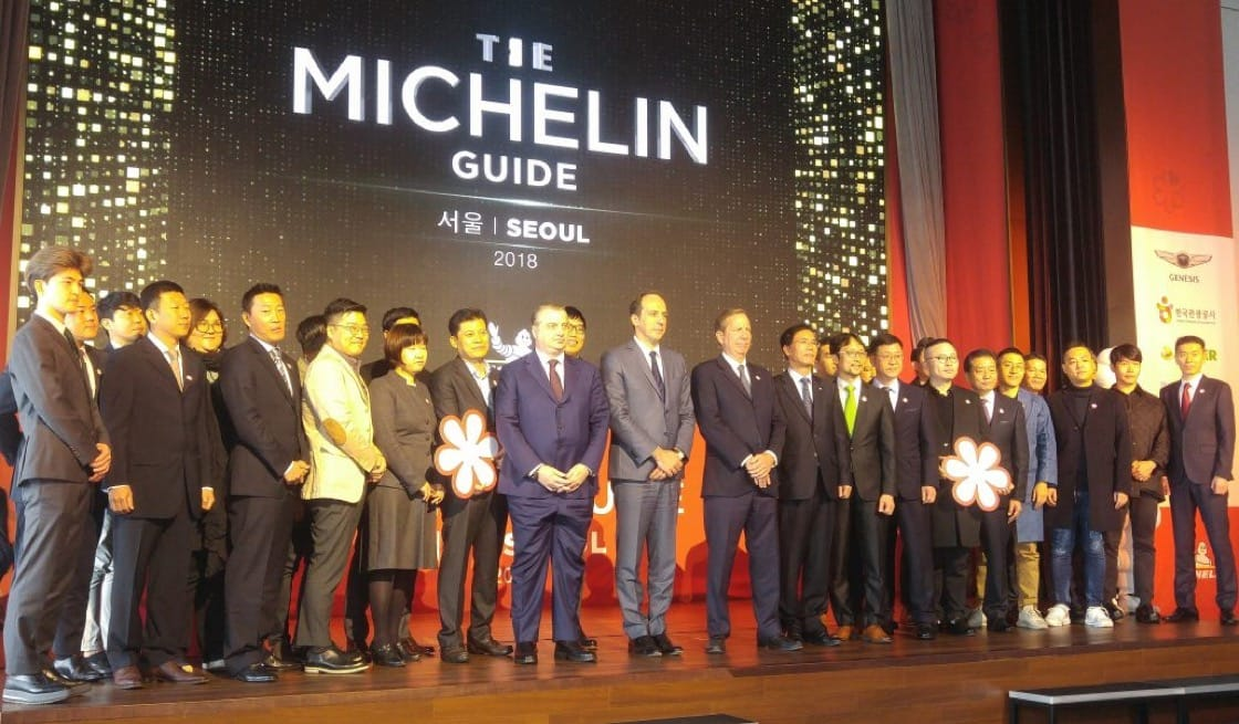 Photo Credit: MICHELIN Guide Seoul