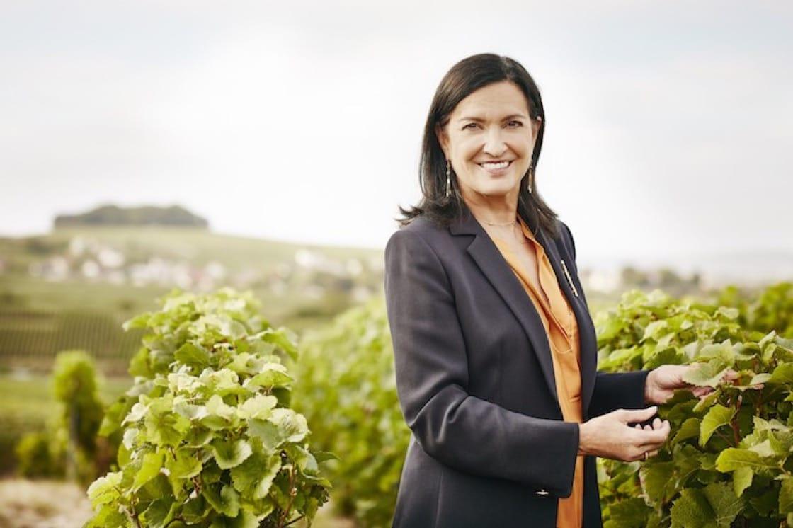 庫克香檳(Krug )主席兼總裁 Margareth Henriquez (圖片來源:Jenny Zarins)