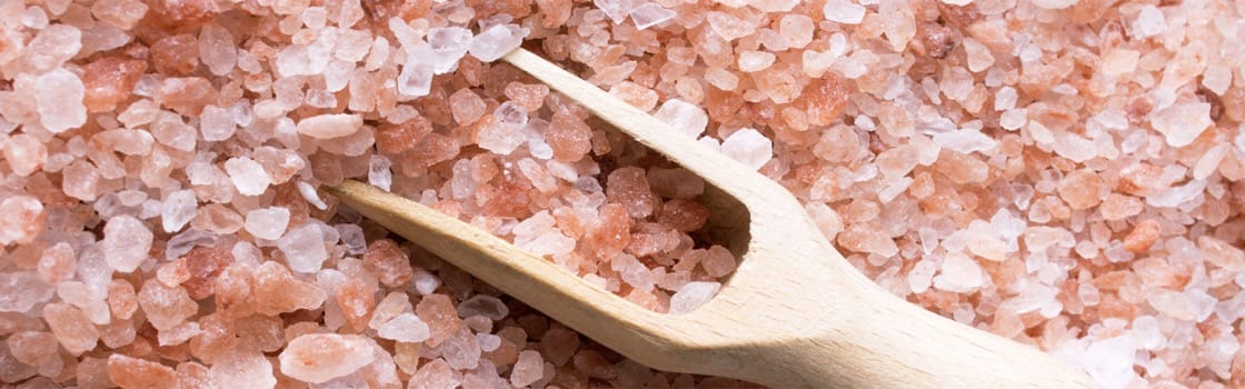 5 Colors of Natural Salts
