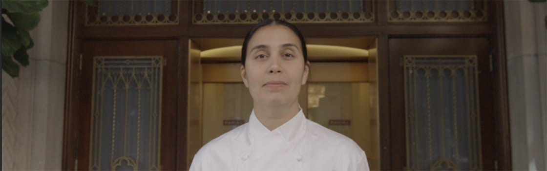 Video: How Ghaya Oliveira Became One of NYC's Most Revered Pastry Chefs