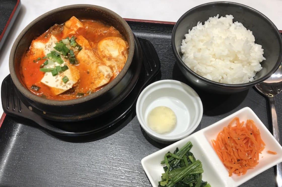 Health and Beauty Sundubu ($19.30) at Tokyo Sundubu