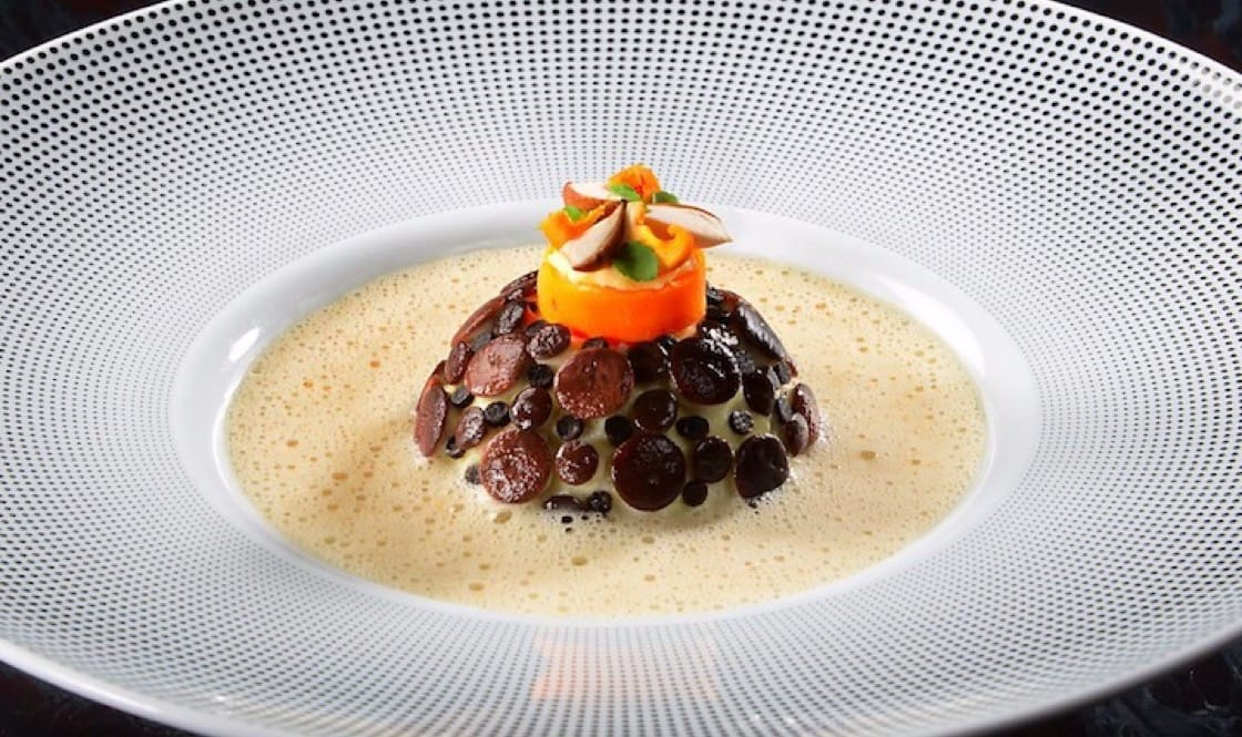 Late chef Benoît Violier and his wife Brigitte earned their restaurant three Michelin stars for their sumptuous French-inflected cuisine.