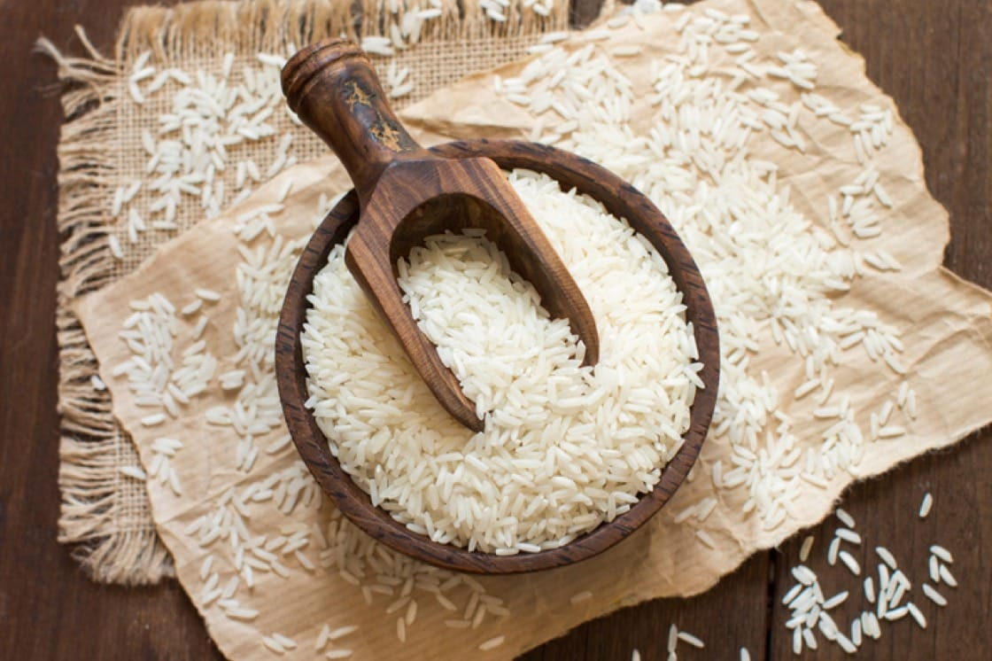 Basmati rice is an unusual rice to use in nasi lemak because it's pricier and not as moist, which means the aromas and flavours don't latch on quite as much. But they are more suitable option for diabetics thanks to their medium glycemic index.