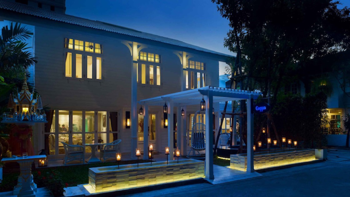 Restaurant Gaggan receives two Michelin stars in the first edition of the MICHELIN guide Bangkok.