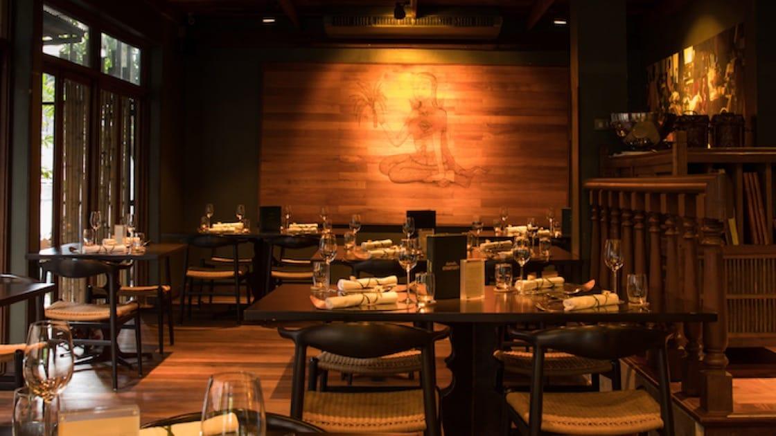 Bo.lan 是 14 間獲得一星的餐館中的其中一間。